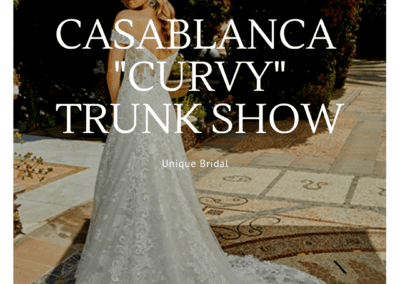"Casablanca ""Curvy"" Trunk Show"