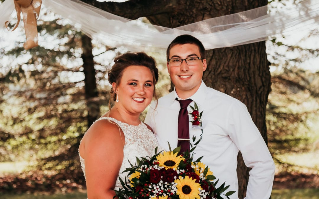 Bride Feature: Hannah