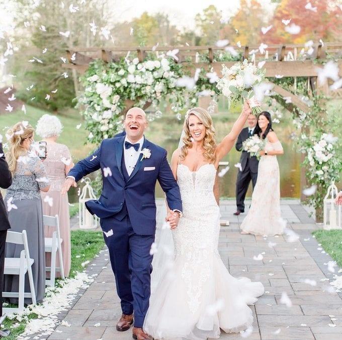 2021 brings in beautiful wedding dress trends